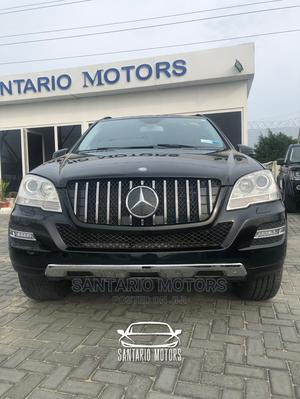 Mercedes-Benz M Class 2011 ML 350 4Matic Black | Cars for sale in Lagos State, Lekki