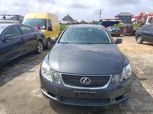 Lexus GS 2007 300 Automatic Gray | Cars for sale in Bayelsa State, Yenagoa