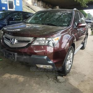 Acura MDX 2009 SUV 4dr AWD (3.7 6cyl 5A)   Cars for sale in Lagos State, Apapa