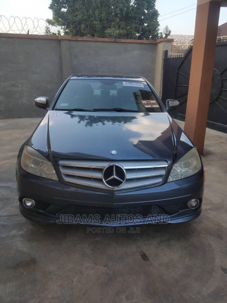 Mercedes-Benz C300 2008 Black   Cars for sale in Magodo, Lagos State, Nigeria