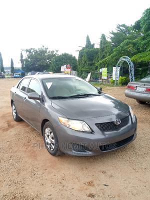 Toyota Corolla 2010 Gray   Cars for sale in Abuja (FCT) State, Gudu