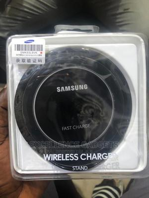 Samsung Fast Wireless Stand | Accessories for Mobile Phones & Tablets for sale in Lagos State, Ikeja