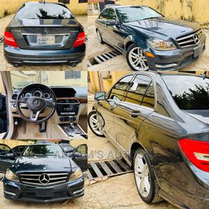 Mercedes-Benz C300 2014 Gray | Cars for sale in Lagos State, Ikeja