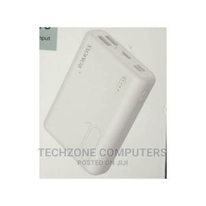 Romoss Power Bank Simple 10 10000mah - White | Accessories for Mobile Phones & Tablets for sale in Lagos State, Ikeja