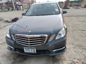 Mercedes-Benz E350 2013 Gray   Cars for sale in Lagos State, Ajah