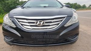 Hyundai Sonata 2011 Black   Cars for sale in Abuja (FCT) State, Central Business District