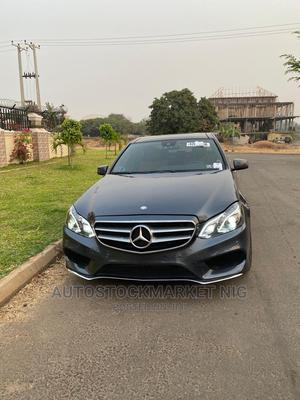 Mercedes-Benz E350 2014 Silver | Cars for sale in Abuja (FCT) State, Central Business District