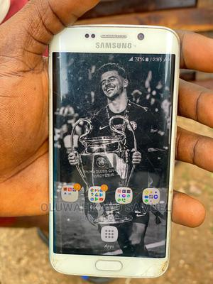 Samsung Galaxy S6 edge 64 GB   Mobile Phones for sale in Osun State, Osogbo