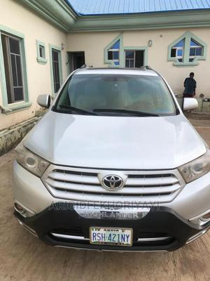 Toyota Highlander 2012 Limited Silver | Cars for sale in Kwara State, Ilorin West