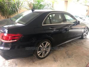 Mercedes-Benz E350 2016 Blue | Cars for sale in Lagos State, Lekki