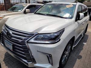 Lexus LX 2016 White | Cars for sale in Lagos State, Surulere