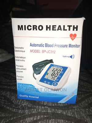 Microhealth Digital Talking BP Apparatus | Medical Supplies & Equipment for sale in Lagos State, Shomolu
