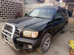 Nissan Pathfinder 2002 LE AWD SUV (3.5L 6cyl 4A) Black | Cars for sale in Lagos State, Surulere