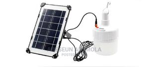 Solar Remote Control Rechargeable Bulb | Solar Energy for sale in Oyo State, Ibadan