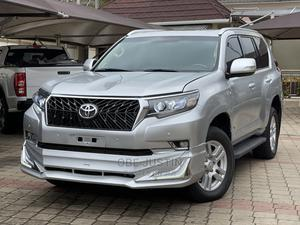 Toyota Land Cruiser Prado 2012 Silver   Cars for sale in Abuja (FCT) State, Garki 2