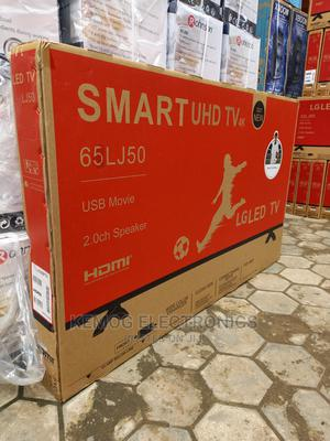 65 Inches Smart Tv LG   TV & DVD Equipment for sale in Lagos State, Amuwo-Odofin