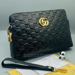 High Quality GUCCI Black Leather Bags Available For Sale   Bags for sale in Lagos State, Ikoyi