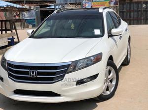 Honda Accord Crosstour 2012 EX-L White | Cars for sale in Lagos State, Amuwo-Odofin