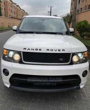 Land Rover Range Rover Sport 2012 White   Cars for sale in Lagos State, Ikeja