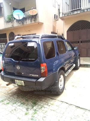 Nissan Xterra 2004 Automatic Blue | Cars for sale in Edo State, Benin City