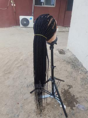 Full Lace Braided Wig | Hair Beauty for sale in Lagos State, Ojo