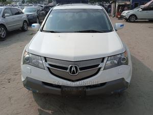 Acura MDX 2007 SUV 4dr AWD (3.7 6cyl 5A) White | Cars for sale in Lagos State, Apapa