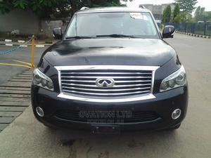 Infiniti QX 2014 Black   Cars for sale in Lagos State, Ojodu