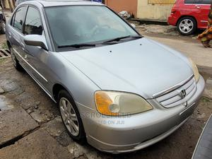 Honda Civic 2003 Silver | Cars for sale in Lagos State, Surulere