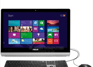 Desktop Computer Asus 4GB AMD A6 HDD 500GB   Laptops & Computers for sale in Lagos State, Ojo