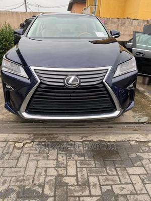 Lexus RX 2016 Blue   Cars for sale in Lagos State, Lekki