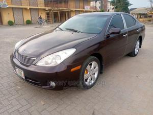 Lexus ES 2005 330 Brown | Cars for sale in Lagos State, Ojodu