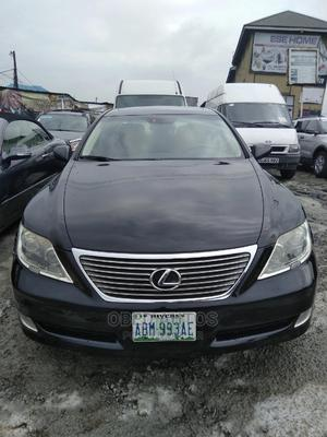 Lexus LS 2007 Black   Cars for sale in Rivers State, Port-Harcourt