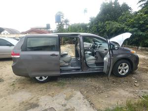 Toyota Sienna 2012 XLE 7 Passenger Gray   Cars for sale in Delta State, Warri