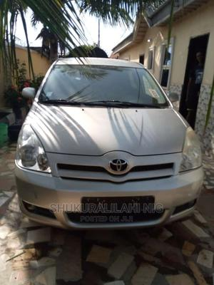 Toyota Corolla 2006 Verso 1.8 Luna Automatic Silver | Cars for sale in Lagos State, Ikorodu