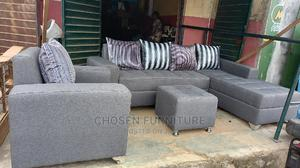 L Shape Sofa  Chair. | Furniture for sale in Lagos State, Lekki