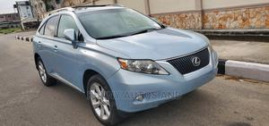 Lexus RX 2010 Blue | Cars for sale in Lagos State, Amuwo-Odofin