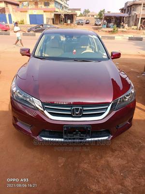 Honda Accord 2015 Red | Cars for sale in Lagos State, Ikorodu