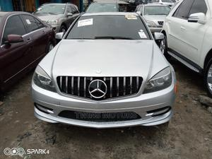 Mercedes-Benz C300 2011 Silver | Cars for sale in Lagos State, Apapa
