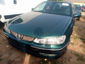 Peugeot 406 2004 Green | Cars for sale in Abuja (FCT) State, Katampe