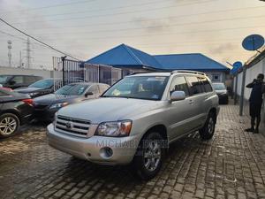 Toyota Highlander 2005 V6 Silver   Cars for sale in Lagos State, Surulere