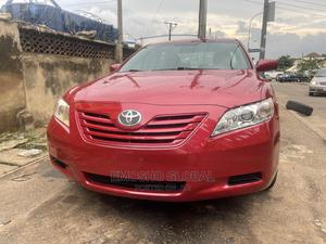 Toyota Camry 2007 Red | Cars for sale in Abuja (FCT) State, Garki 2