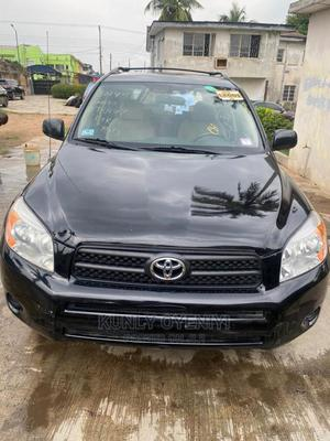 Toyota RAV4 2007 1.8 Black | Cars for sale in Oyo State, Ibadan