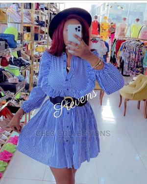 New Quality Female Designer Short Gown | Clothing for sale in Lagos State, Ikeja