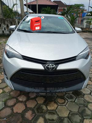 Toyota Corolla 2018 LE Eco (1.8L 4cyl 2A) Silver | Cars for sale in Imo State, Owerri