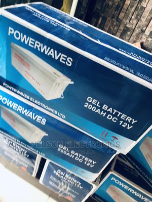 Power Wave Solar Battery 12v 200ahs | Solar Energy for sale in Abuja (FCT) State, Central Business District
