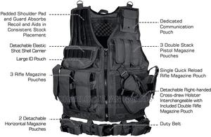 American Grade Tactical Vest   Safetywear & Equipment for sale in Abuja (FCT) State, Asokoro
