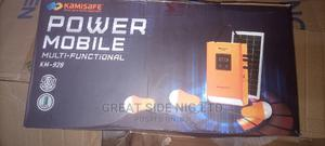 Camisafe Power Mobile (Km-928) Mult Functional   Solar Energy for sale in Lagos State, Ajah