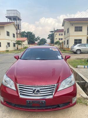 Lexus ES 2011 350 Red | Cars for sale in Lagos State, Oshodi