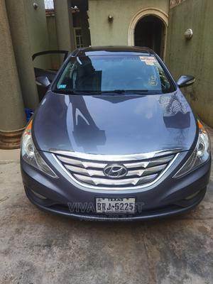 Hyundai Sonata 2013 Gray   Cars for sale in Lagos State, Agege