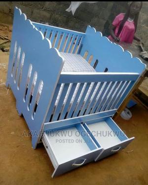 Baby Cot for Twins Baby | Children's Furniture for sale in Lagos State, Ilupeju